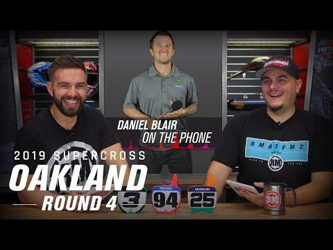 RMFantasy SXperts Round 4 | 2019 Oakland Supercross