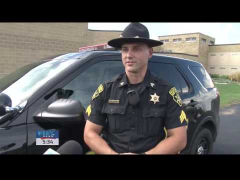 A day in the life of a Steuben County Patrolman