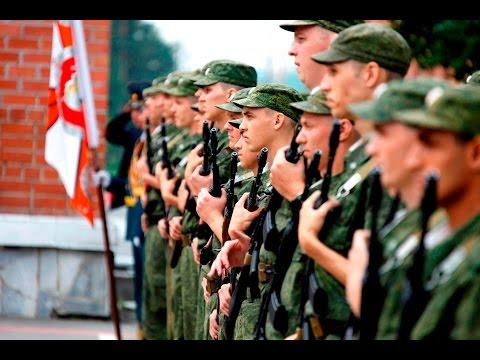 Железнодорожные войска. Воинская часть 32001. Присяга. п. Дягилево. 2009 год.