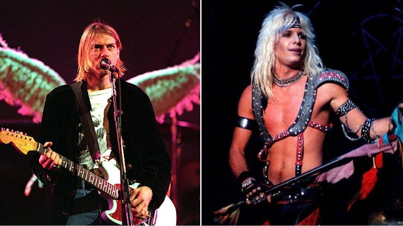 Download How Grunge Ended Hair Metal