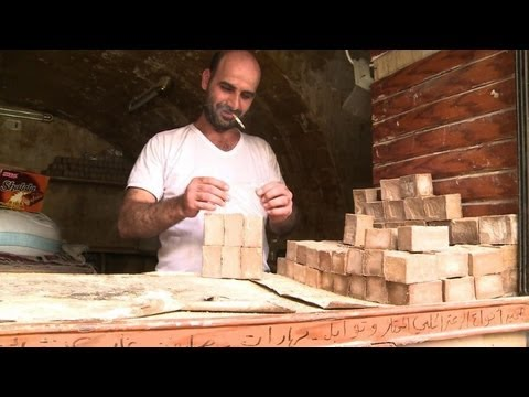 How Aleppo soap is made in France - YouTube