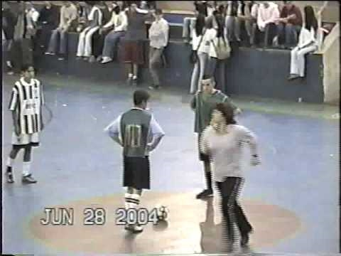 Campeonato Alexandre de Gusmão 2004 Parte1/5 leanzo