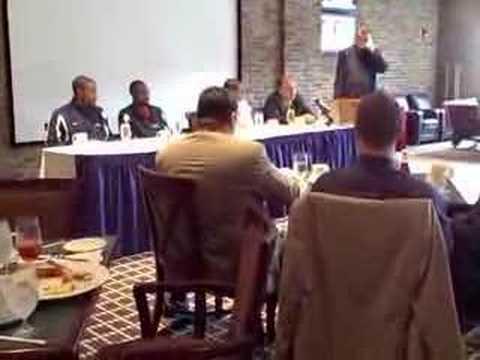 Niagara University Athletics Media Luncheon: Part I