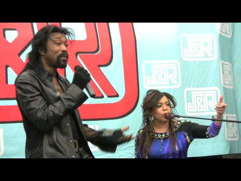 Solid as Barack  Ashford & Simpson at J&R