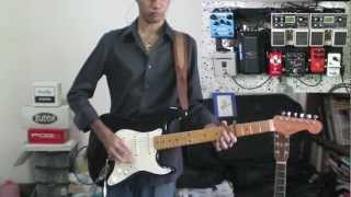 i still haven t found what i m looking for u2 guitar cover vox ac15 demo