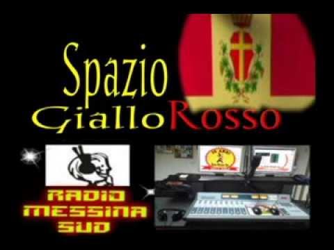 Spazio Giallorosso puntata 28 Radio Messina Sud