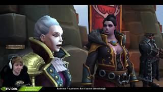 LADY ASHVANE TO... - World of Warcraft: Battle for Azeroth
