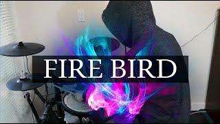 『FIRE BIRD/Roselia』Drum Cover (叩いてみた) (BanG Dream! )