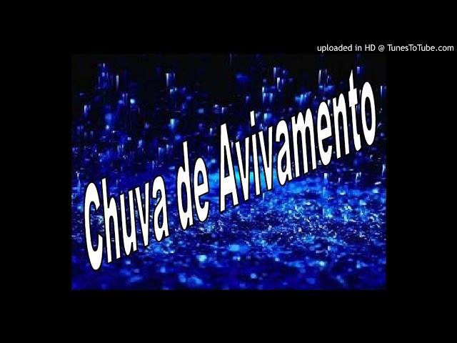 PENDINDO A CHUVA DO AVIVAMENTO