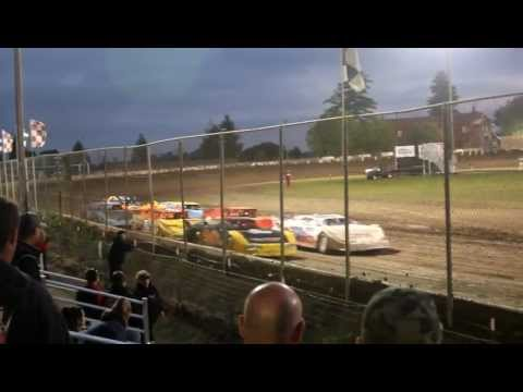 Ocean Speedway Watsonville Modifieds July 13, 2012
