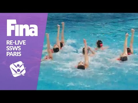 RE-LIVE | Technical Team -Paris | FINA Synchronised Swimming World Series 2017