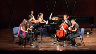 Piano Quintet in E-Flat Major, Op. 44 by Robert Schumann
