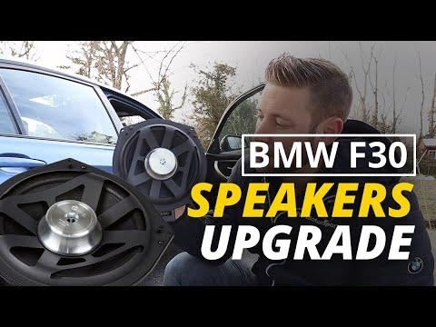 BimmerTech Alpha One Speakers - F30 Installation