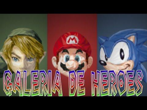 GALERIA DE HEROES RAP | ZARCORT Y LUNA DANGELIS
