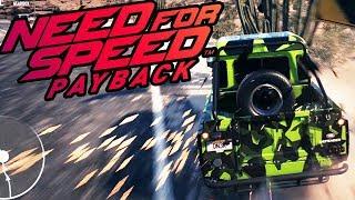 Das ERSTE Offroad-Rennen!   Need For Speed Payback #4   Dner
