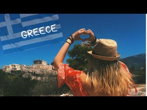 Greece / Grčka / Ελλάδα - travel vlog