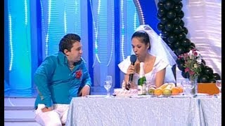 КВН 25 ая Случай на свадьбе