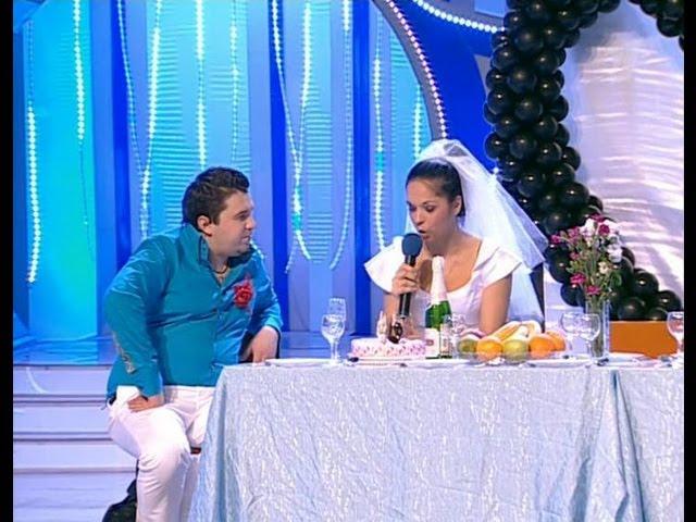 КВН 25-ая — Случай на свадьбе