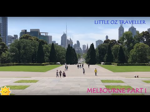 Melbourne - World's Most Liveable City | Part 1 | Australia Series (HD)