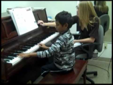 Music Lessons at the California Music Academy