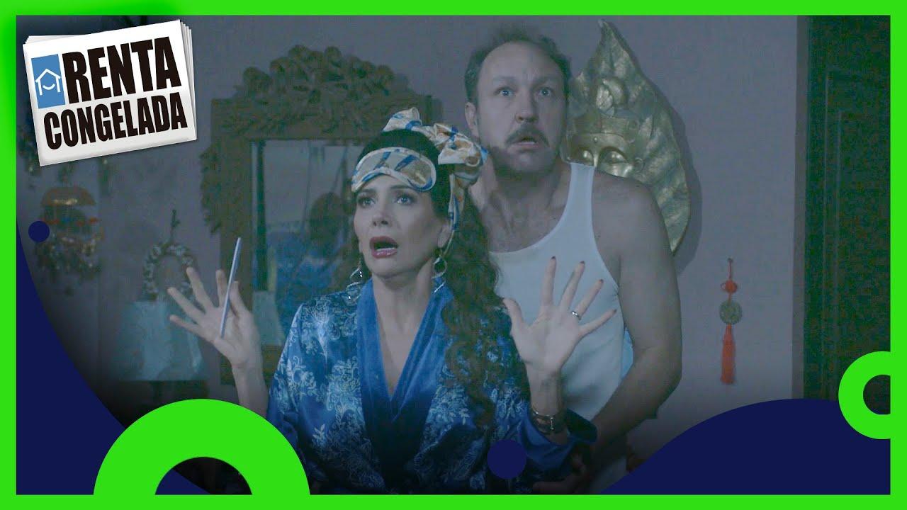 Renta Congelada T3 - C4: ¡Los fantasmas invaden la casa! | Distrito Comedia