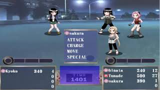J Girl Fight Battle Theme 1