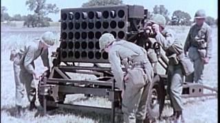WEAPONS of FIELD ARTILLERY - U.S. Army Combat Weaponry / Gun Video