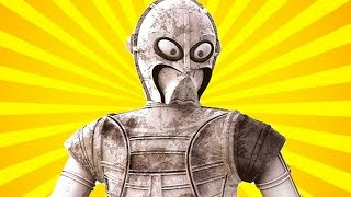 The 11 Dumbest Star Wars Droids - Up At Noon Live!
