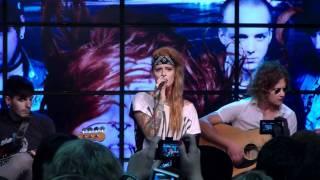 Jennifer Rostock - ich will hier raus - Live @ Saturn Hamburg 2.8.11
