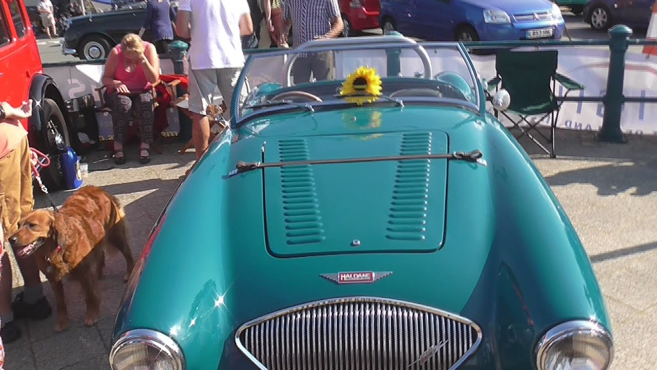 Isle Of Wight Classic Car Show