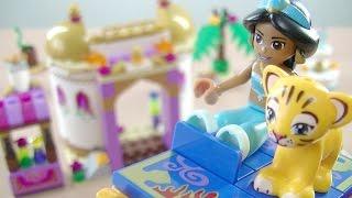 【レゴ ディズニー 41061 ジャスミンのエキゾチックパレス】 なぞと魔法...