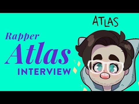 Rapper Atlas Interview - Talks Making Music w/ Rockband Mic, Not Doing Music Videos, Exploding Xbox