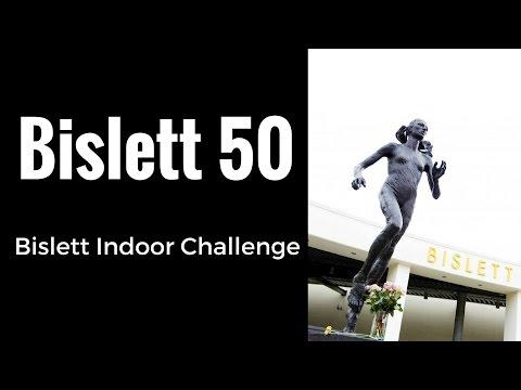 Bislett indoor challenge 50k 2017