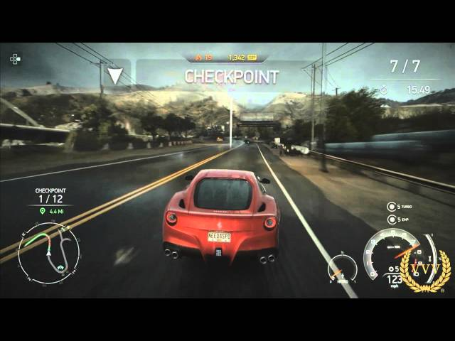 NFS Rivals Conference Gameplay E3 2013