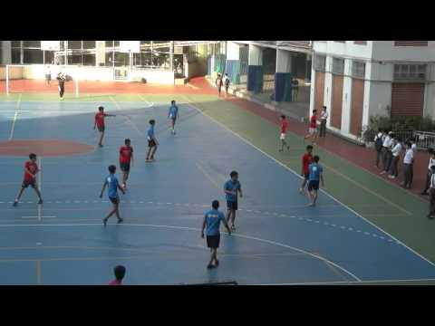 16th Nov Senior Inter-House Football Competition : Rose VS Thistle 1st Half