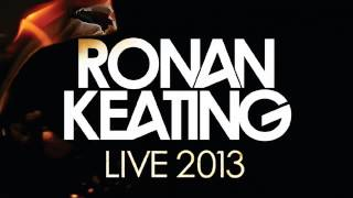 Watch Ronan Keating Close Your Eyes Live video