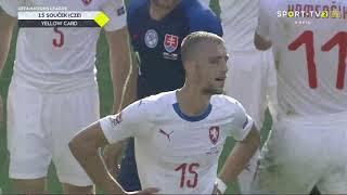 Slovakia vs Czech Republic 1-2 Full Game All GOALS & HIGHLIGHTS