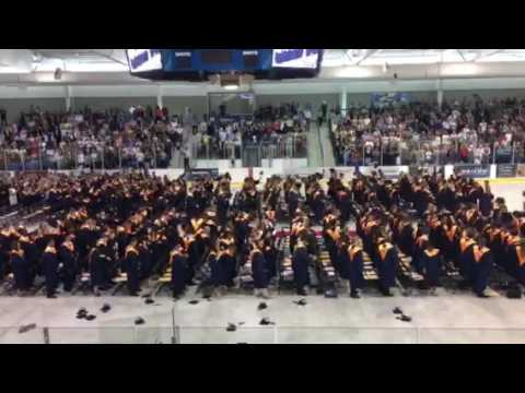St Aloysius Gonzaga High School 2017 Graduates