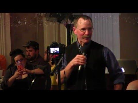 Peter Ostrum Speaks in Seneca Falls
