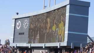 平成26年2月22日 国立競技場において ゼロックス スーパーカップ2014 サ...