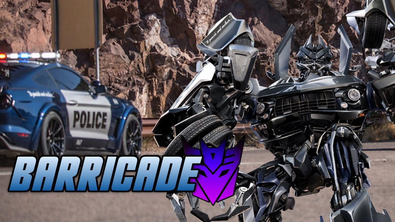 Barricade Returns  Transformers 5 Filming In Arizona