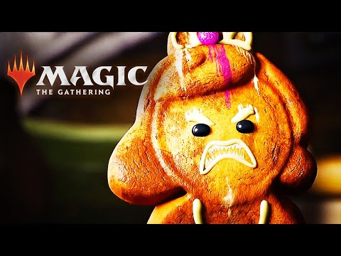 Magic: The Gathering - Throne Of Eldraine Official Trailer