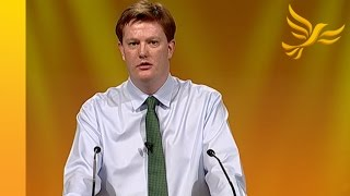 Danny Alexander's speech to Spring Conference 2015