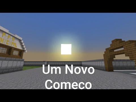 CidadeCraft#1 Um Novo Horizonte