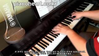 다비치(Davichi) - 괜찮아 사랑이야(Okay, That's Love)피아노 연주 with CLP-545