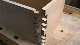 A Cabinetmaker's Toolchest Part Two: Dovetails