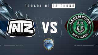 CBLoL 2020: 1ª Etapa - Fase de Pontos | INTZ x Redemption Porto Alegre (1º Turno)