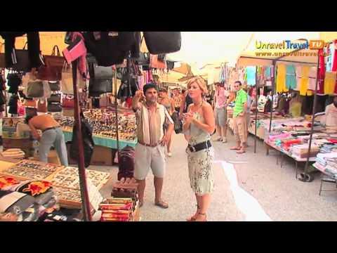 Market Shopping, Alanya, Turkey - Unravel Travel TV
