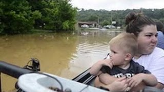 Flooding Devastates West Virginia