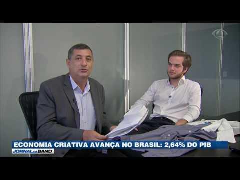 Economia criativa no país movimentou R$ 150 bilhões em 2016
